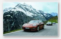 Porsche Travel Club
