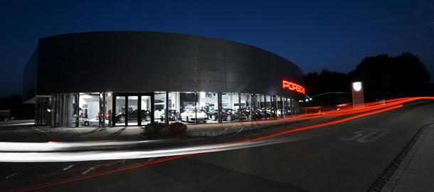 Porsche Zentrum Inntal News